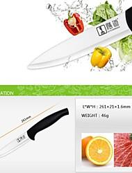"""dessus en céramique de qualité 4 """"couteau d'office (parfait pour les cadeaux)"""