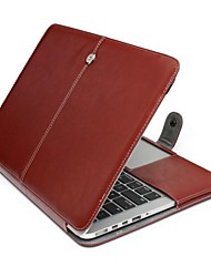 """13.3""""15.4""""Notebook PU Leather for Apple Macbook Retina (Assorted Color)"""