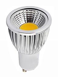 Spot LED Blanc Chaud / Blanc Froid GU10 1 COB 330 LM AC 85-265 V
