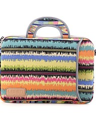 lisen 13 'Les patterns de notes' 14 '' 15 '' manchon de protection sac d'ordinateur portable (couleurs assorties)