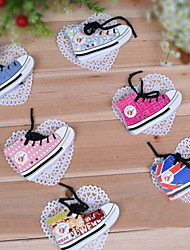 bloc-notes en forme de chaussures (livraison aléatoire)