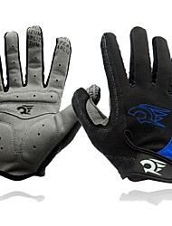 Sports Gloves Cycling Gloves Bike Full-finger Gloves Men's Anti-skidding / Keep Warm / Waterproof / Windproof / Protective / Breathable