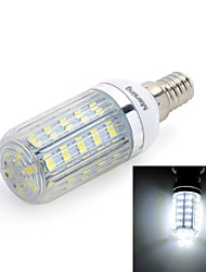 6W E14 LED лампы типа Корн T 36 SMD 5730 420 lm Холодный белый AC 220-240 V