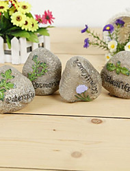 Table Centerpieces Heart Shape Stone Table Decoration Home Decoration   Table Deocrations (Set Of 1)