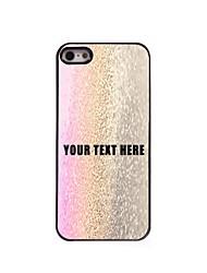 personalisierte Telefon-Fall - Drei-Farben Tropfen Wasser Design Metallkasten für iphone 5/5 s
