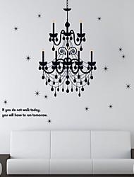 pared calcomanías pegatinas de pared, pvc araña pegatinas de pared
