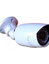 venta al por mayor hd cctv ir de la cámara de seguridad de bala a prueba de agua para 1 / 700TVL CCD 3SONY con 24pcs IR 20meters liderados xv-h6325re