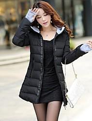 De ai.te vrouwen europese mode elegant goedkope katoenen jas