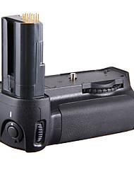 ny-2c empuñadura vertical para nikon d80 / d90 mb-d80 con aa soporte de la batería