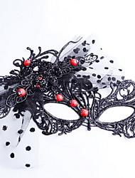 Gothnic Fashion Women Statement Halloween Mask Party Gift