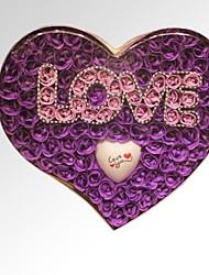 Valentine's Day Romantic Love Soap Rose(More Colors)