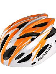 laranja ajustável ultralight basecamp® BC-01218 aberturas integralmente moldado prevenção inseto net ciclismo capacete + branco