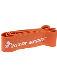 KYLIN SPORT™ Crossfit Resistance Latex Band Body Gym Training Powerlifting Pull Up Orange