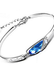 Aimei женщин 925 кристалл способа diamonade браслет