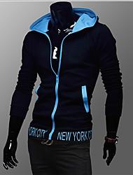 HUIZI Men's Fashion Korea Style Slim Sweater
