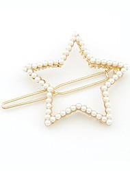 Persönlichkeit Stars Mode Perle Haarnadel