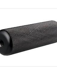 """тополь резьбой металл рукоятка для Nikon / Canon / Sony / Pentax камер и видеокамер с 1/4 """"разъем (черный)"""