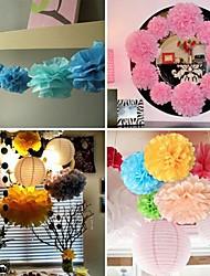 Wedding Décor 20 inch(50cm) Paper Pom Tissue Flower - Set of 4 (More Colors)