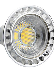 GU10 Spot LED MR16 COB 240-270 lm Blanc Chaud Blanc Froid AC 100-240 V