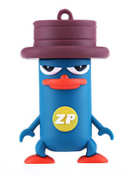 ZP fumetto ornitorinco usb flash drive 16gb