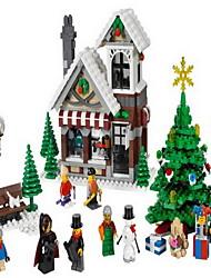 LEGO® автором зима магазин игрушек 10199