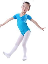 Ballet Kid's Fashion Sweet Short Sleeve Dress(More Colors) Kids Dance Costumes