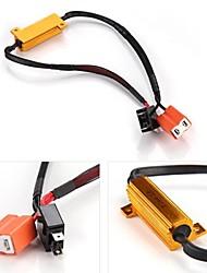 h11 9005 9006 connecteur conversion de xénon câblage de faisceau du relais