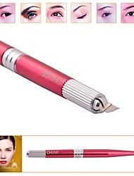 CHUSE™ M5 2PCS Professional Permanent Makeup Manual Eyebrow Tattoo Pen