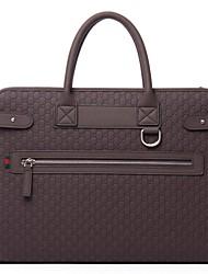 oficina bussiness manera formal de la bolsa de asas hombres del maletín