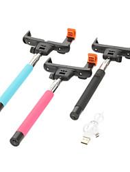 z07-5 drahtlosen Handheld-Bluetooth-Handy Selbstauslöser Pol Einbeinstativ für Kamera&Telefon Autodyne