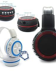 3.5mm pliable&sans fil sur l'oreille écouteurs casque casque stéréo Bluetooth pour iphone ipad samsung ordinateur portable