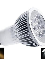Faretti/Riflettori 1 LED ad alta intesità PAR GU10 5 W Intensità regolabile 350-400 LM 3000-3500K/6000-6500K K Bianco caldo/Luce freddaAC