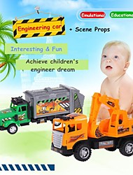 Высокое качество Игрушка для детей трения грузовика установлен с помощью инструментов 12 стиль тему для отбора 20142