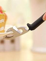 nehmen Sie die Schüssel Clip, Edelstahl 18,5 x 4 x 2,5 cm (7,3 x 1,6 x 1,0 Zoll)