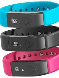 boi i5 portátil pulsera pulsera inteligente, podómetro / sueño recordatorio seguidor / llamada para android teléfono inteligente / ios