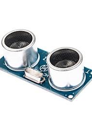 hc-SR04 + sensor de transdutor de medição ultra-sônica módulo à distância para arduino (atualizado)