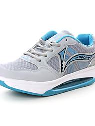 scarpe da tennis pattini di modo delle donne che camminano faux scarpe di cuoio più colori disponibili