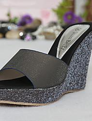 nobs Frauen alle passenden Keilabsatz einfarbig Schuhe
