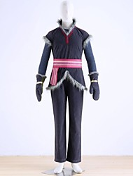 Cosplay Costume Halloween Movie Cosplay Snow Princess Kristoff Men's Cosplay Movie Costume