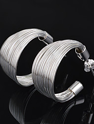 Howdy Women's All Matching Stacked Korean Style Earrings