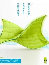 HIGHROCK Outdoor 2 Colors Single Ultra-Light Envelope Duck Down Sleeping Bag Portable Duvet Cover