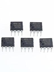 UA741CN Op Amp DIP-8 (5Pcs)