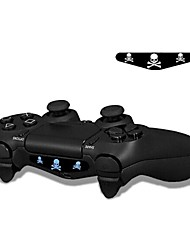B-Skin® Cool Light Bar Sticker For PS4 Controller FOR DualShock 4