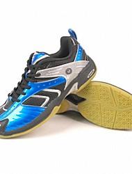 Blue+Black Professional for Game Badminton Shoes