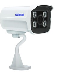 Sinocam® 720P/1.0MP 4mm 30M IR Distance  IP Camera Support Motion Detection ,Video Push