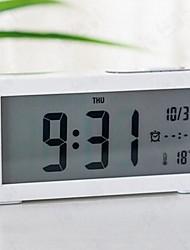 творческий большой экран регулируется будильник