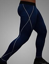 secado el sudor pantalones deportivos ajustados de los hombres
