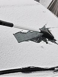 liga de alumínio neve lebosh®scalable pá de neve escova