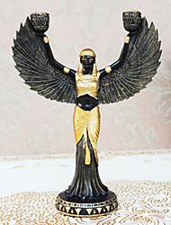 Egypt Retro Candle Holder