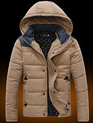 capuche manteau thermique de william hommes